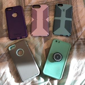 Accessories - iPhone 6+, 6s+ cases